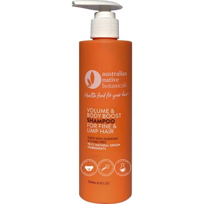 Australian Native Botanicals Volume & Body Boost Shampoo Fine & Limp Hair 250 ml