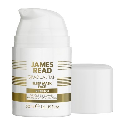 James Read Sleep Mask Tan Face Retinol 50 ml