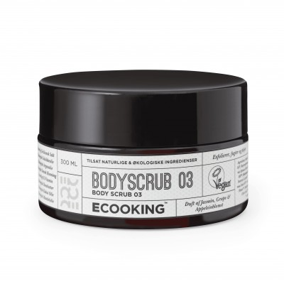 Ecooking Bodyscrub 03 300 ml
