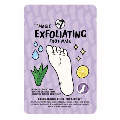 W7 Magic Exfoliating Foot Mask 1 par