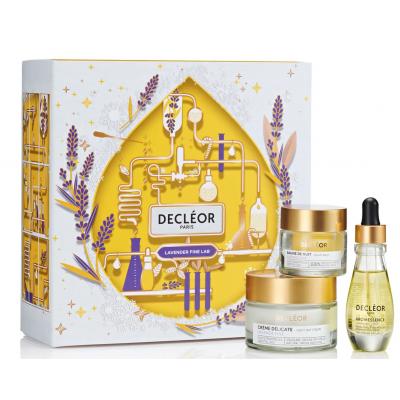 Decleor Mission Firming Lavender Fine Set 50 ml + 2 x 15 ml