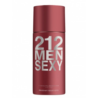 Carolina Herrera 212 Sexy Men Deospray 150 ml