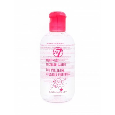 W7 Multi-Use Micellar Water 250 ml