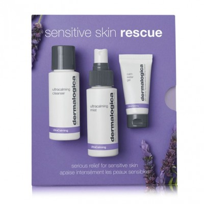 Dermalogica Sensitive Skin Rescue Kit 2 x 50 ml + 15 ml