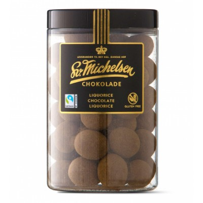 Sv. Michelsen Lakritsipallot Suklaa & Lakritsi 250 g