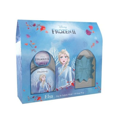 Disney Frozen 2 Elsa EDT & Soap Set 50 ml + 50 g