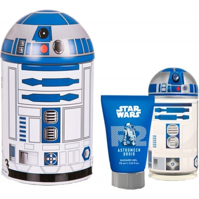 Disney Star Wars R2D2 EDT & Showergel Set 50 ml + 75 ml