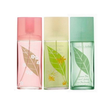 Elizabeth Arden Green Tea Travelers Exclusive EDT Set 3 x 50 ml