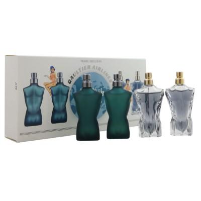 Jean Paul Gaultier Le Male Miniatures Set 4 x 7 ml