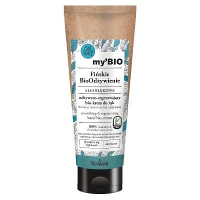 Farmona My'BIO Blue Algae Nourishing & Regenerating Hand Bio-Cream 100 ml