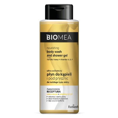 Farmona Biomea Nourishing Body Wash & Shower Gel 500 ml