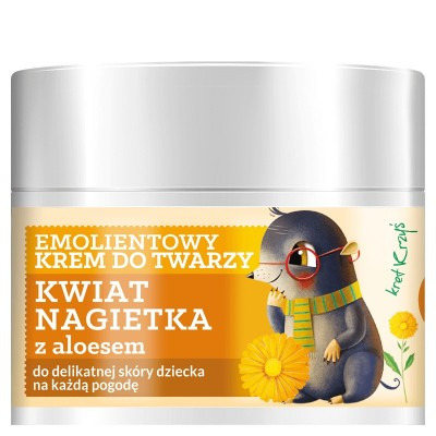 Herbal Care Kids Emollient Face Cream 50 ml