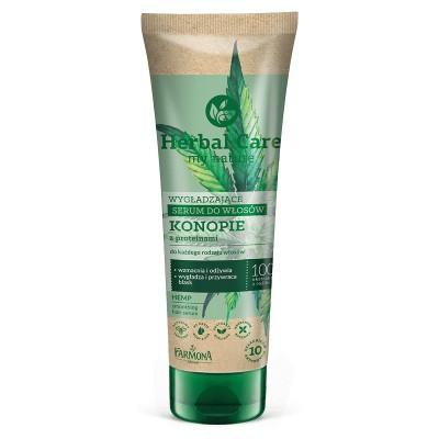 Herbal Care Hemp Smoothing Hair Serum 100 ml