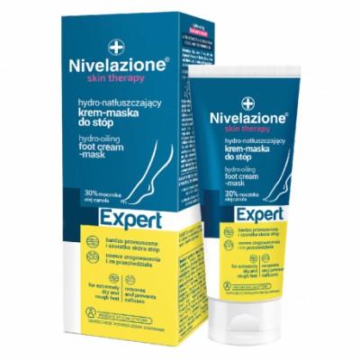 Nivelazione Skin Therapy Expert Hydro-Oiling Foot Cream & Mask 50 ml