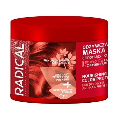 Radical Nourishing Colour Protect Hair Mask 300 ml
