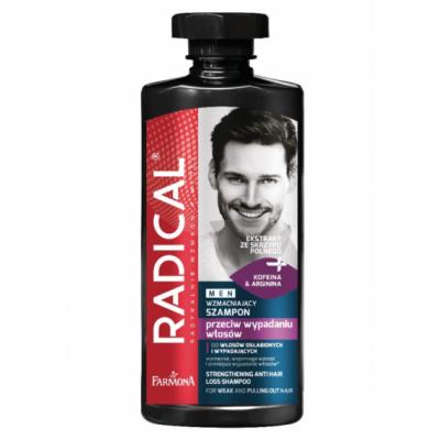 Radical Men Strengthening Anti-Hair Loss Shampoo 400 ml