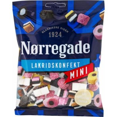 Nørregade Nørregade Mini Lakriskonfekt 170 g