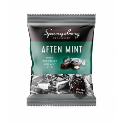 Spangsberg Munt Chocolade 125 g