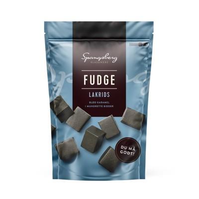 Spangsberg Fudge Lakris 145 g