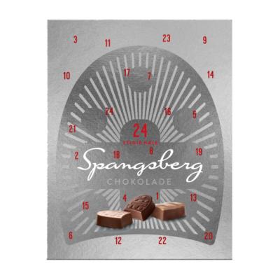 Spangsberg Hæle Julekalender 255 g