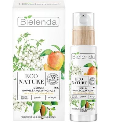 Bielenda Eco Nature Face Serum Cockatoo Plum & Jasmine & Mango 30 ml