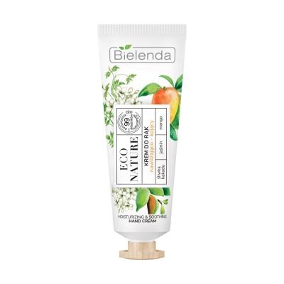 Bielenda Eco Nature Hand Cream Cockatoo Plum & Jasmine & Mango 50 ml