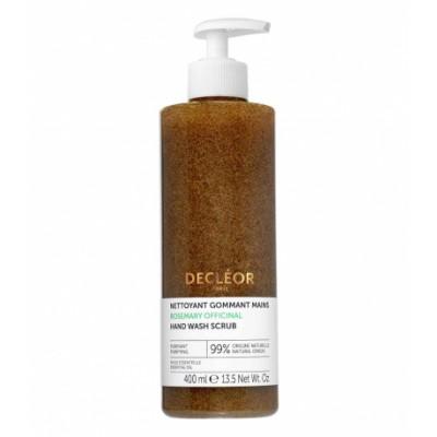 Decleor Rosemary Daily Hand Wash Scrub 400 ml