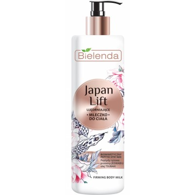 Bielenda Japan Lift Firming Body Lotion 400 ml