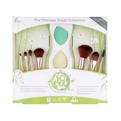 So Eco Ultimate Brush Collection 9 pcs