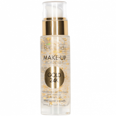Bielenda Make-Up Academie 24K Smoothing Make-up Base 30 ml