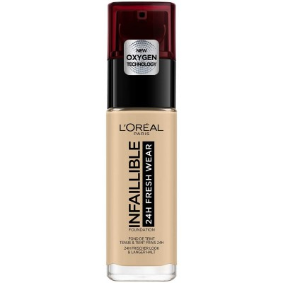 L'Oreal Infallible 24H Fresh Wear Foundation 100 Linen 30 ml