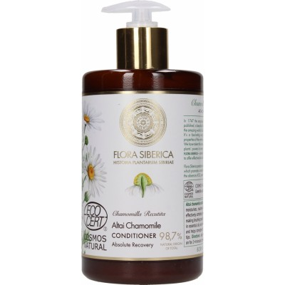 Flora Siberica Altai Chamomile Hair Conditioner Absolute Recovery 480 ml