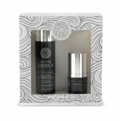 Natura Siberica Royal Caviar Set Face Cream & Eye Cream 50 ml + 15 ml