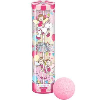 The Luxury Bathing Company Glitter Fairies Bath Bomb Carousel 4 x 40 g