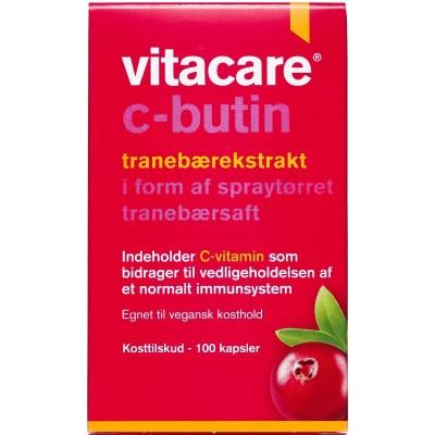 VitaCare C-Butin 100 kpl