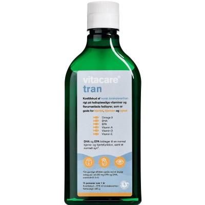 VitaCare kalanmaksaöljy 375 ml
