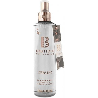 Boutique Neroli & Pear & Gingerlily Hair & Body Mist 250 ml