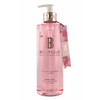 Boutique Cherry Blossom & Peony Hand Wash 500 ml