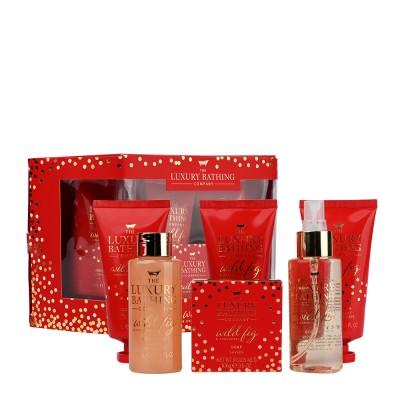 The Luxury Bathing Company Superior Gift Set 5 x 100 ml + 80 g