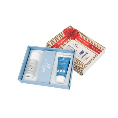 ShaveSafe  The Perfect Shaving Kit Gift Set 50 ml + 100 ml + 1 kpl
