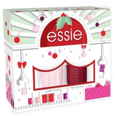 Essie Ballet Slippers & Maki Me Happy Set 2 x 13,5 ml