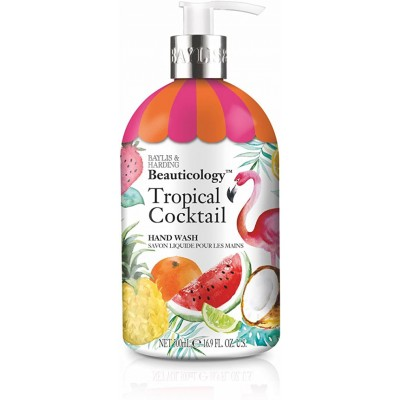 Baylis & Harding Beautycology Tropical Cocktail Hand Wash 500 ml