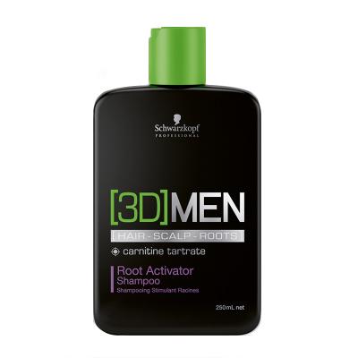 Schwarzkopf 3D MenSion Activating Shampoo 250 ml