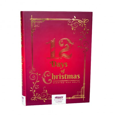 Airpure Christmas Wax Melt Gift Set 12 st