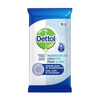 Dettol Perfect Hygiejne Wipes 10 kpl