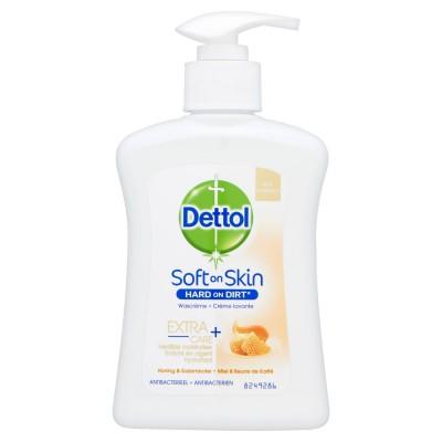 Dettol Extra Care Honey Hand Soap 250 ml