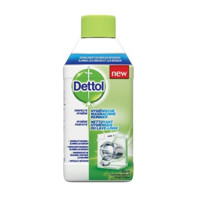 Dettol Hygienic Washing Machine Cleaner 250 ml