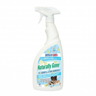 Airpure Pet Odour & Stain Remover Sweet Angel 750 ml