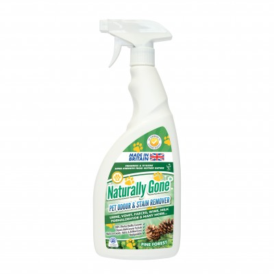 Airpure Pet Odour & Stain Remover Pine Forest 750 ml