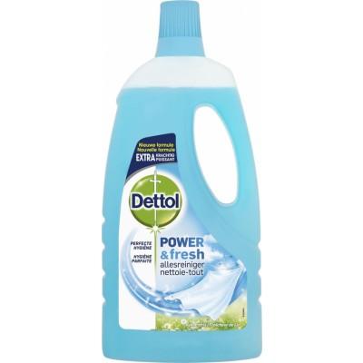 Dettol Multi-Purpose Power & Fresh Cleaner Cotton Fresh 1000 ml
